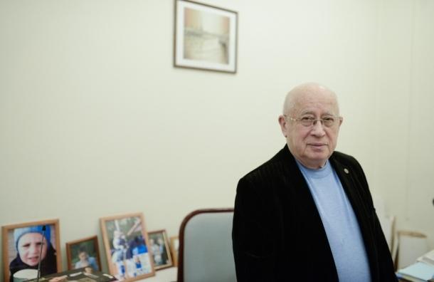 Владимир Гольман: «У каждого — своя небесная линия»