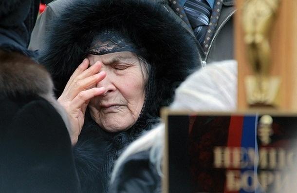 Мать Немцова могут признать потерпевшей по делу о его убийстве