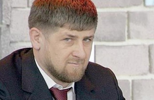 Рамзан Кадыров получил от Владимира Путина орден Почета за трудовые успехи