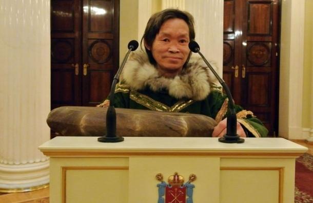 Виталий Милонов возмущен шаманским обрядом в здании ЗакСа