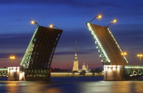В ночь на 20 марта разведут три моста