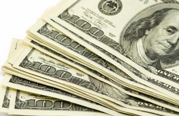 Курс доллара опустился до минимума с начала года