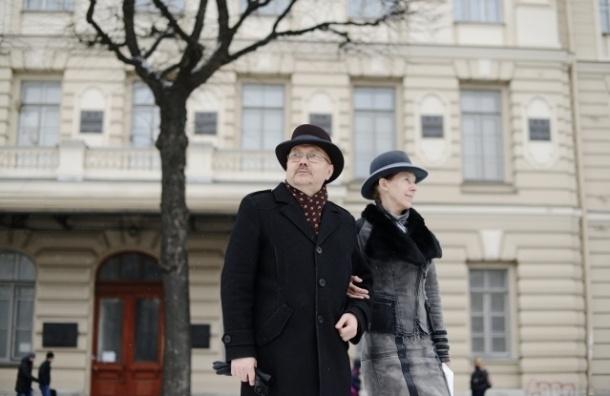 Шляпа как элемент культуры Петербурга