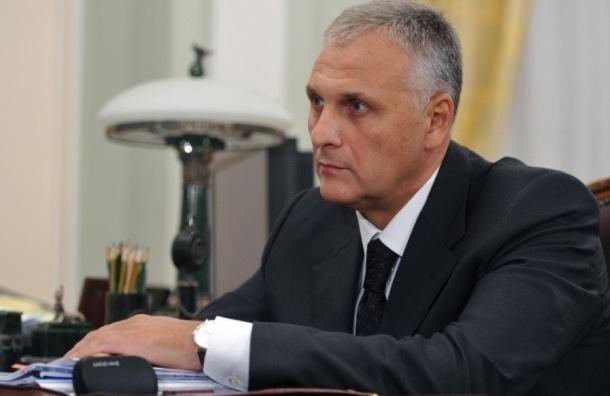 Владимир Путин уволил губернатора Сахалина из-за утраты доверия