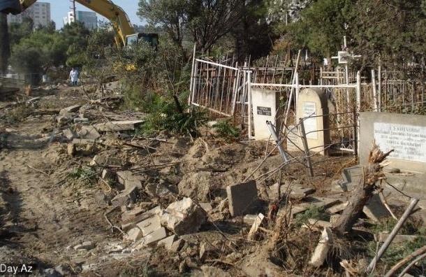 СМИ: Минстрой предложил узаконить повторное использование могил