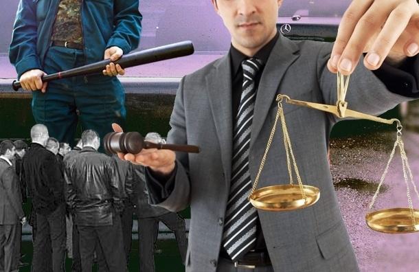 Организатор убийства судится с избившим его адвокатом