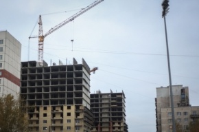 Во Всеволожском районе строятся новые очереди жилых комплексов