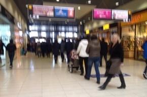 Второй день в Петербурге эвакуируют персонал и покупателей ТРК «Сити-Молл»