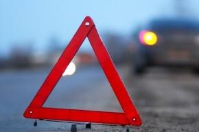 В Московском районе столкнулись два автомобиля