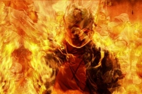 Жительницу Петербурга обвиняют в сожжении своего мужа из-за 1,2 млн рублей