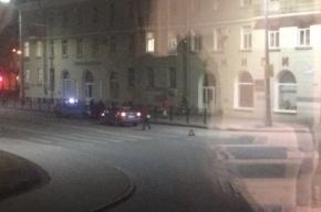 Женщину-следователя, майора полиции сбили в Сестрорецке