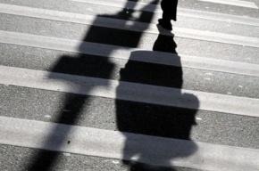 У «Площади Мужества» сбили 85-летнего пенсионера