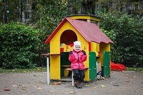 «Ленсвет» установит освещение на детские площадки