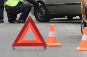 В ДТП с автобусом на проспекте Науки пострадала девушка-пассажирка