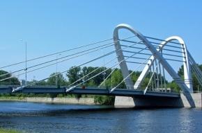 26-летний житель Парголово бросился с Вантового моста