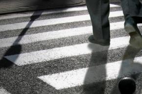 Пожилого велосипедиста сбили на Торфяной дороге