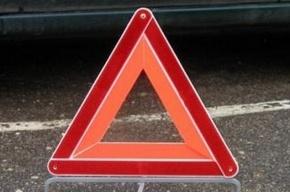 Сержант полиции спровоцировал ДТП в Колпино и скрылся с места аварии