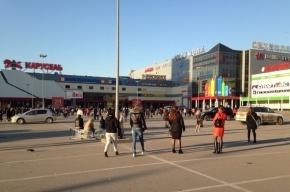 В трех торговых центрах Петербурга ищут бомбы