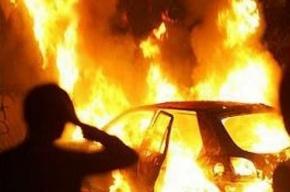 На Кронверкской улице от «Мазерати» загорелся «Порше»