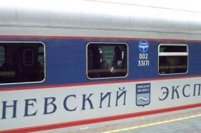 «Невский Экспресс» опоздал в Москву на два часа из-за поломки