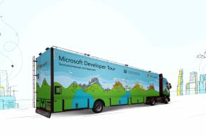 Технологическая экспедиция Microsoft Road Show
