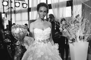 Свадебный праздник прошел в «Ленэкспо»