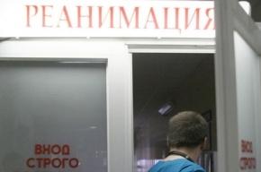 В Петербурге рабочий упал со строящегося здания и получил перелом основания черепа