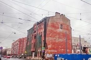 На Мира, 36 идет снос исторического здания