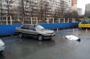 В Петербурге на Рихарда Зорге насмерть сбили 70-летнюю женщину