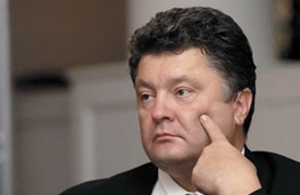 Порошенко объявил выговор председателю Днепропетровской администрации Игорю Коломойскому