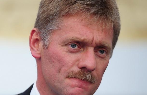 Песков прокомментировал награждение главы Чечни