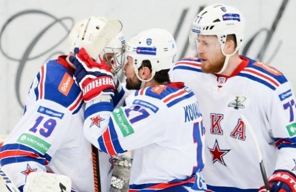 СКА одержал победу над московским «Динамо» - 0:2