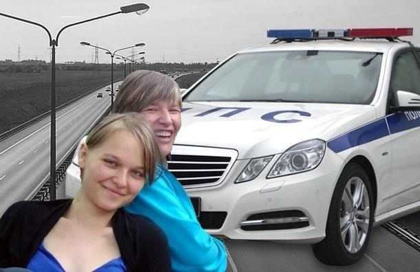 Авария с участием автомобиля ДПС унесла детские жизни