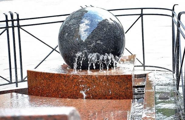 Власти Петербурга выделили 26,6 млн рублей на ремонт фонтанов