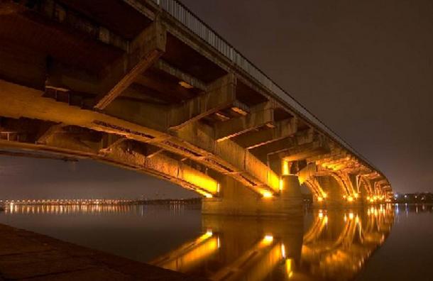 Среди трех вариантов Большого Смоленского моста петербуржцы предпочли разводной