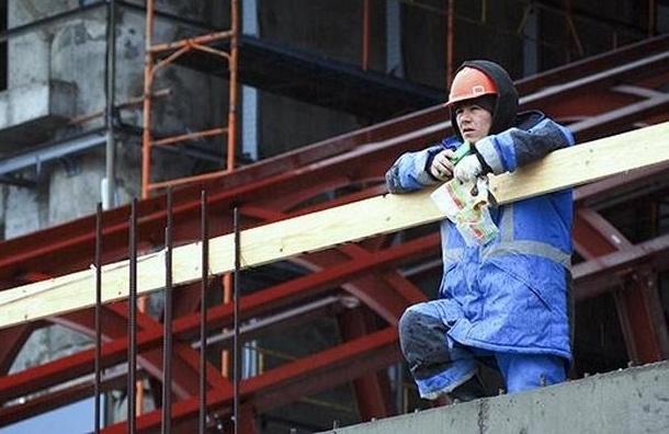 Строители «Зенит-Арены» не получили 14 млн рублей зарплаты