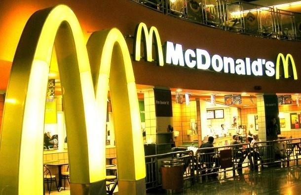 «Макдоналдс» не будет строить ресторан на Маршала Блюхера