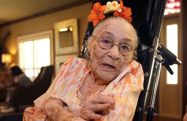 В США на 117 году жизни скончалась старейшая жительница Земли