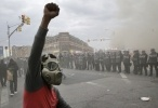 Беспорядки в Балтиморе: Фоторепортаж