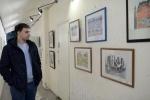 Выставка Анны Буриловой, фото:Сергей Ермохин: Фоторепортаж