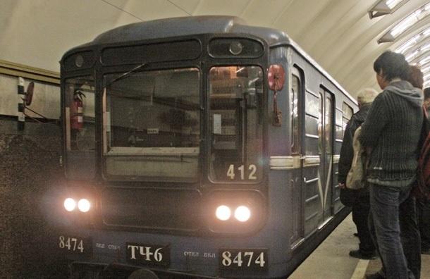 В Петербургском метро произошел сбой на