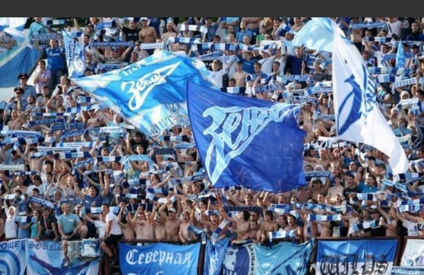 Власти Петербурга советуют «Зениту» поднять вопрос о переносе времени игры с «Севильей»