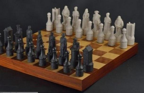 В Петербурге открывается музей фарфора и шахмат