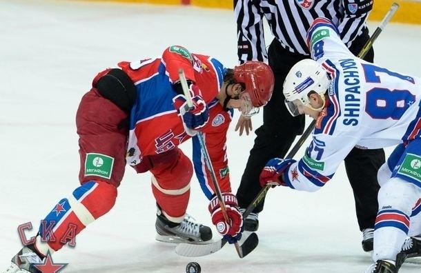 СКА-ЦСКА: в решающем матче победу вырвали петербуржцы