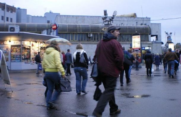 Пассажир петербургского метрополитена прыгнул на пути на «Озерках»