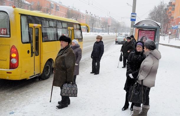 Забастовка водителей маршруток в Иркутске идет второй день