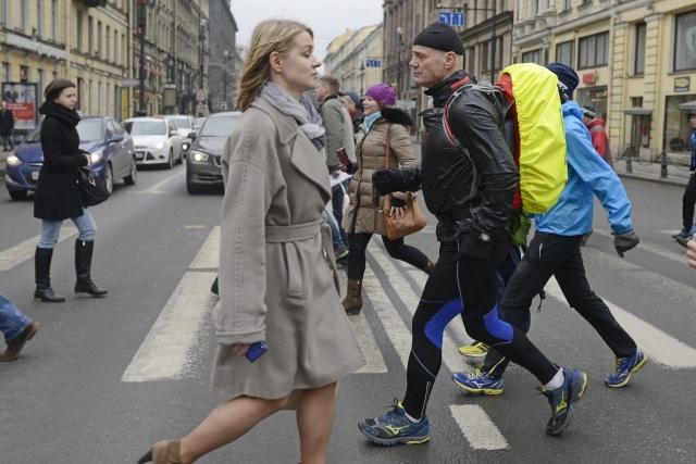 Сергей Лукьянов отправляется в путешествие : Фото