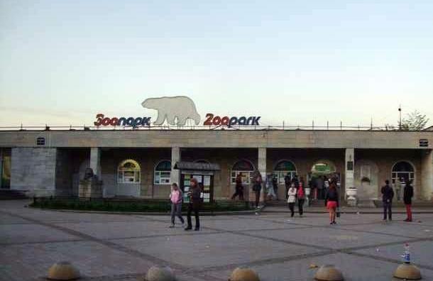 В Ленинградском зоопарке горят вольеры для хищников