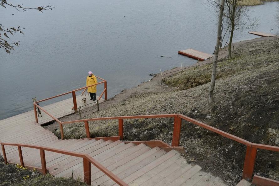 Причал для лодочной станции, фото:Сергей Ермохин