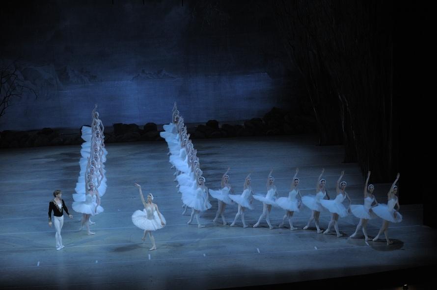 Владимир Шкляров и Виктория Терешкина в балете